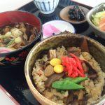 秋の味覚膳(レストハウス)